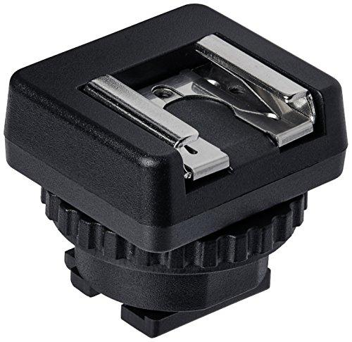 JJC MSA-MIS - Blitzschuhadapter für Sony camcorder mit einem Multi Interface Blitzschuh