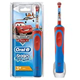 Oral-B Stages Power Kids Electric Toothbrush, Disney Cars and Planes