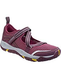Cotswold Womens/Ladies Norton Lightweight Breathable Hikers Shoes