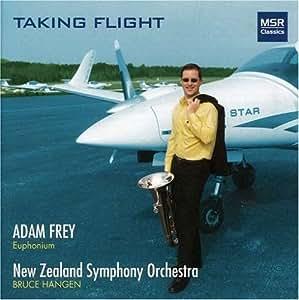 Taking Flight  Adam Frey - New Zealand