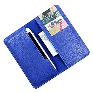 Dooda PU Leather Flip Pouch Case For XOLO Opus 3