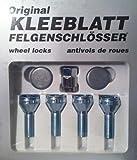 Kleeblatt RAC10907 Felgenschloss Schrauben 12 x 1/5 43 mm Conical