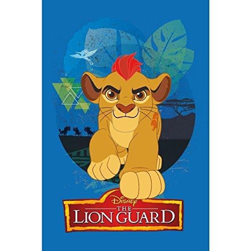 Disney el rey león-Toalla de mano 40x 60cm Kleine Simba