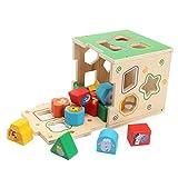 Best GENERIC Baby Gadgets - Kid'S Baby 15X15Cm Educational Development Hand Motoric Geometric Review