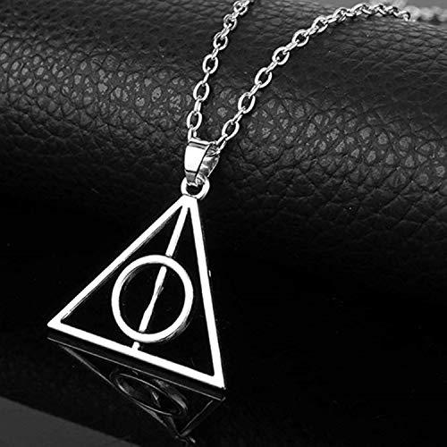 51UmgPUBC6L - PPX Juego de 4 Collares de Harry Potter con Forma de Serpiente Dorada para los Fans de Harry Potter, colección de Regalos mágicos para Cosplay, joyería para Mujer y niña,con Caja Transparente