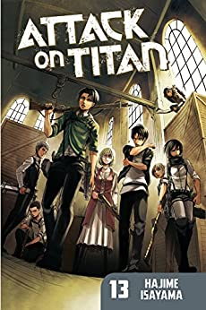 Attack on Titan Vol. 13 by [Isayama, Hajime]