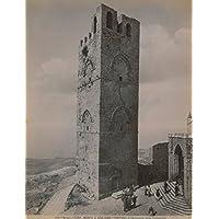 Monte S. Giuliano (Trapani). Campanile della Cattedrale.