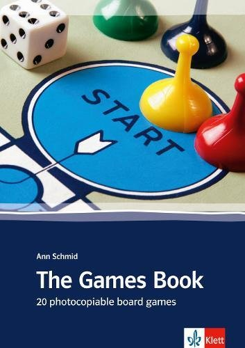 The Games Book: 20 Board Games for General and Business English. Buch mit Kopiervorlagen (20 Boards)
