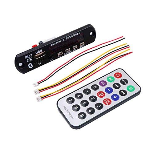 USB inalámbrico Bluetooth Reproductor MP3 decodificador