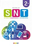 SNT - Sciences Numériques et Technologie 2de - Livre