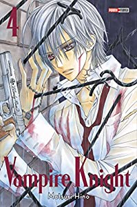 Vampire Knight Edition double Tome 4