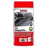 SONAX 04124000  LackReinigungsTücher Box, 15 Stück