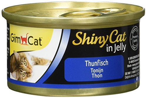 GimCat ShinyCat in Jelly Katzenfutter
