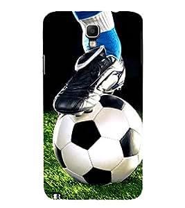 PrintVisa Designer Back Case Cover for Samsung Galaxy Note 3 Neo :: Samsung Galaxy Note 3 Neo Duos :: Samsung Galaxy Note 3 Neo 3G N750 :: Samsung Galaxy Note 3 Neo Lte+ N7505 :: Samsung Galaxy Note 3 Neo (Love For Football)