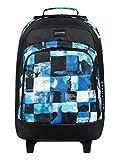 Quiksilver WHEELIE CHOMPINE valise trolley pour ordinateur portable, 60 cm, 12 L, mer turque