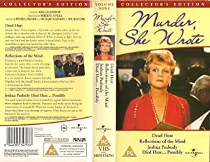MURDER SHE WROTE (volume 9) 3 episodes