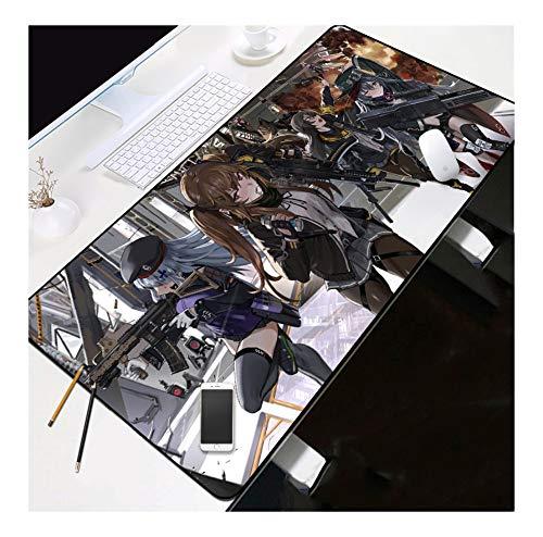 IGZNB Mauspad Animation Essenz 900X400Mm Spezielle Texturoberfläche Geeignet Für Laptop Matratze, D Mauspad Mit -