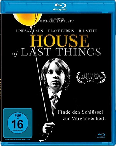 House of Last Things [Blu-ray]