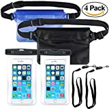 Waterproof Case Iphone Dry Bag Set Waterproof Phone Case and Waist Pouch Set
