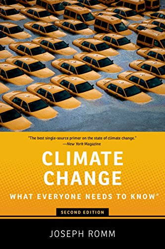 Climate Change: What Everyone Needs to Know® (English Edition) (Environmental Ebook Science)
