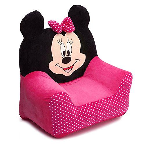 Kindersessel Auswahl Frozen - Cars - Micky - Minnie Maus - Sofa Stuhl Sessel (Minnie Maus) - 2