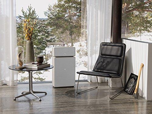 Audio-Pro-14801-Drumfire-Wireless-WiFi-Bluetooth-Multiroom-Speaker-System-Silk-White