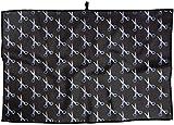 GXLLLW Komfortable Mikrofaser Sport Golf Handtuch Schere Muster Ideal Quick Dry Handtuch - für Reisen, Golf, Training, Schwimmen, Gym Yoga, Camping