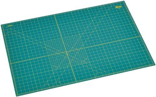 Preisvergleich Produktbild 611382 - Schneideunterlage cm/inch-Einteilung 90 x