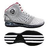 Adidas D Rose 3.5 alumi2/runwht/black2 Gr. 44