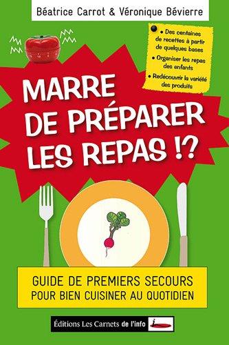 Marre de préparer les repas ? Guide de premiers secours pour ma cuisine au quotidien