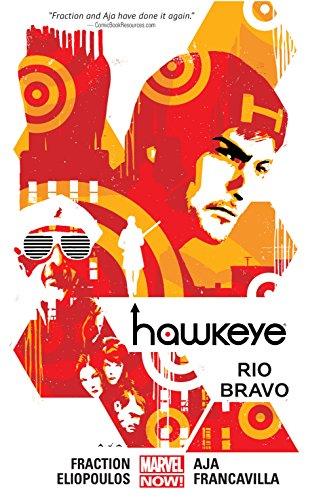 Hawkeye Vol. 4: Rio Bravo (Hawkeye Series) (English Edition) de