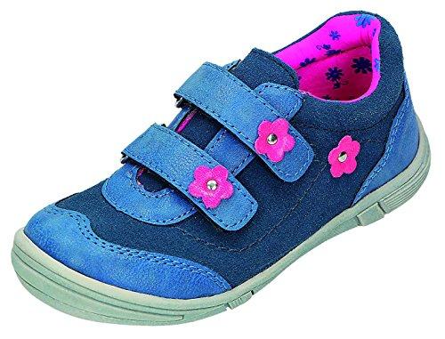 Greenies enfants Chaussures basses M. Velcro Chaussures Bleu - blau/komb.