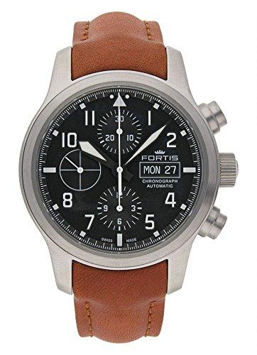 Fortis aviatis Aero Master Cronógrafo 656.10.10l.38