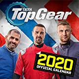 Top Gear 2020 Calendar - Official Square Wall Format Calendar