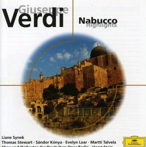 Nabucco (Qs,Deutsch) (Eloquence)