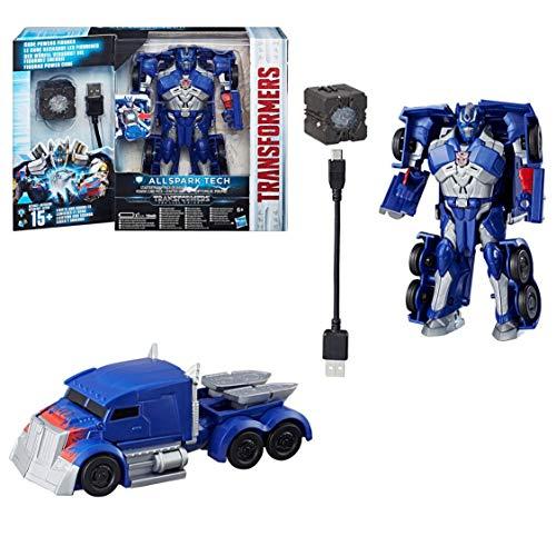 Transformers 5 - Pack Allspark (Hasbro C3368EU4) , Modelos/colores Surtidos, 1 Unidad