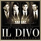 An Evening With Il Divo - Live in Barcelona [CD+DVD]