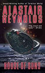 Alastair Reynolds (Diamond Dogs Turquoise Days, Absolution Gap , Century Rain...