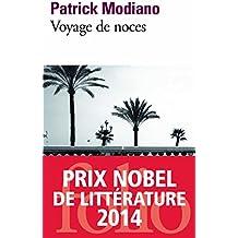 Voyage de noces (Folio)