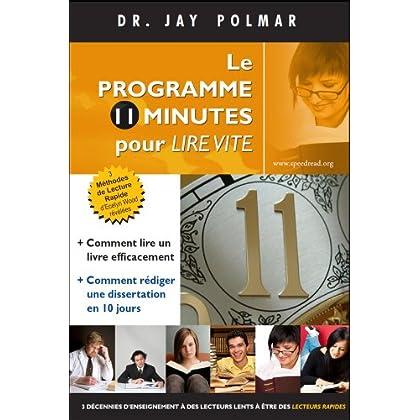 Le Programme de 11 Minutes por Lire Vite