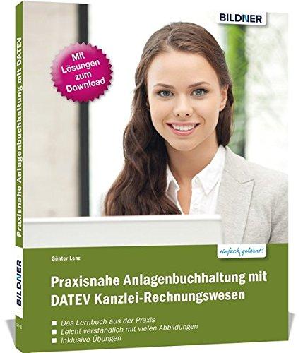 Anlagenbuchhaltung mit DATEV Kanzlei Rechnungswesen pro / Mittelstand pro