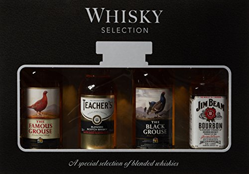 Whisky Gifts Selection Gift Set 50 ml (Case of 4)