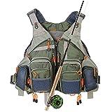 KyleBooker Vestito da pesca per moschetti per i pescatori adatta...