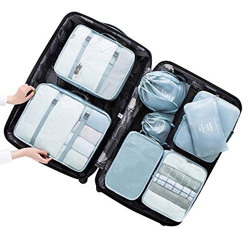 lifemaison maleta equipaje de viaje organizador bolsa de almacenamient