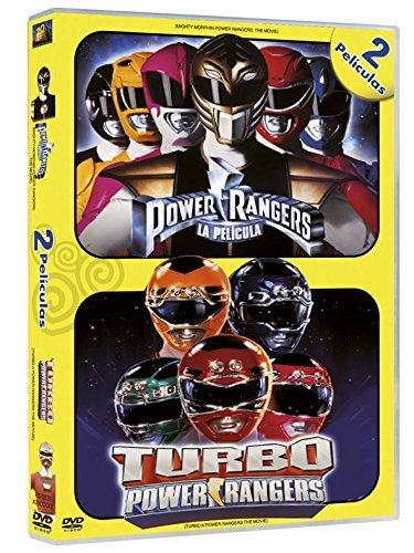 Power Rangers der Film + Turbo Powerrangers der Film (1 & 2 I + II) FSK12, Deutsch (Power Rangers, Sentai)