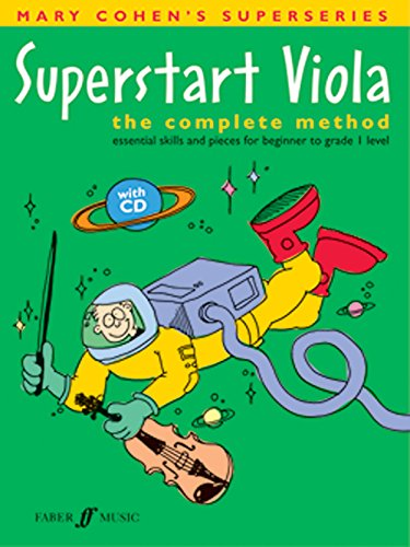 Superstart Viola: The Complete Method par Mary Cohen