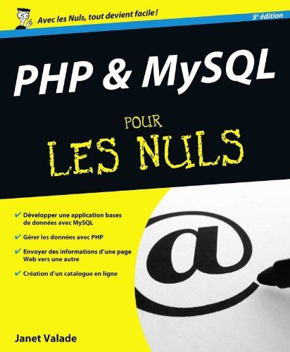 PHP & MySQL pour les Nuls par From First Interactive