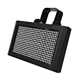 Involight LEDE0198 Stroboskop mit LED-Technik weiß