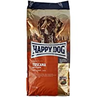 Happy Dog Supreme Sensible Toscana, 12.5 Kg, 1er Pack (1 x 12.5 kg)