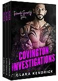 Covington Investigations: 3-Books Private Security Series